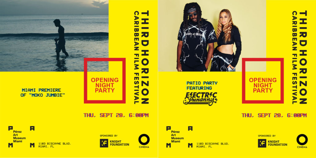 Opening Night Party at PAMM featuring Electric Punanny